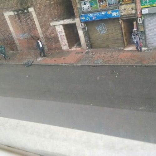 Claro Carrera 8 (CAV)  en Bogotá