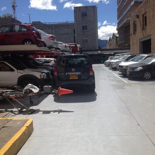 Nissan Morato en Bogotá