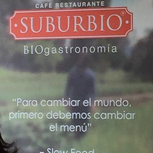 Restaurante Suburbio en Bogotá