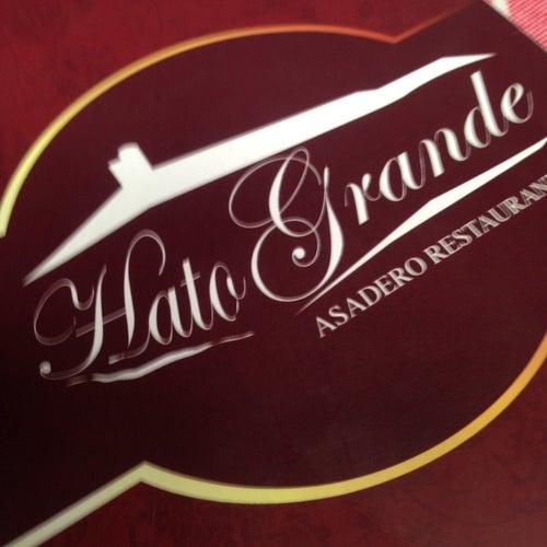 Restaurante Hato Grande en Bogotá
