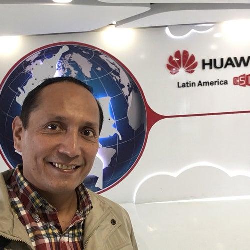 Huawei Oficina Principal en Bogotá