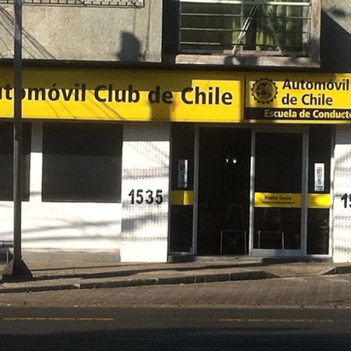 Automóvil Club de Chile - Independencia  en Santiago