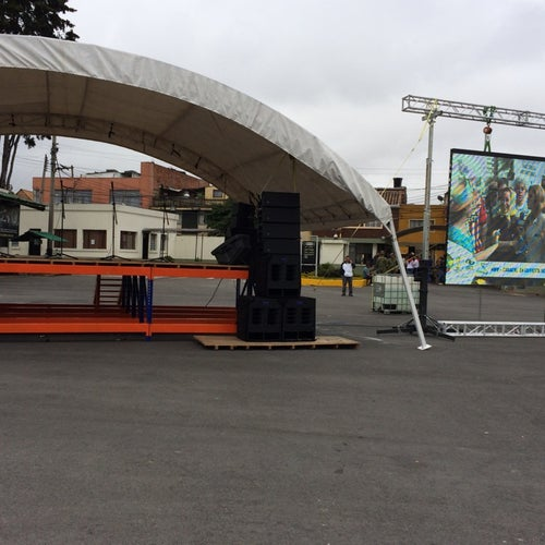 Distrito Militar 2 en Bogotá