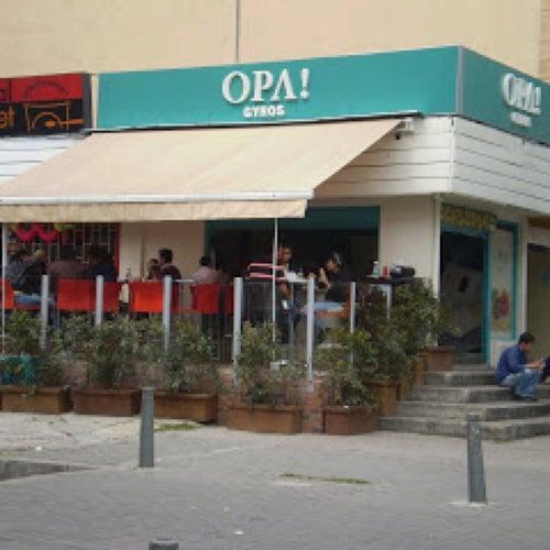 Opa Gyros Chicó  en Bogotá