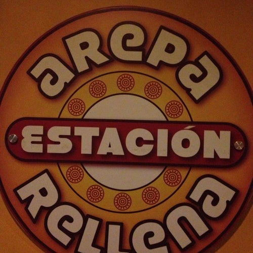 Estación Arepa Rellena en Bogotá