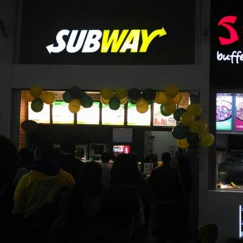 Subway Portal 80 en Bogotá