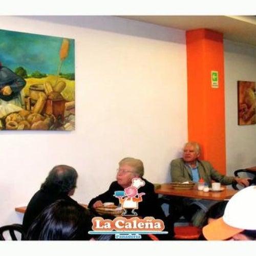 La Caleña en Bogotá