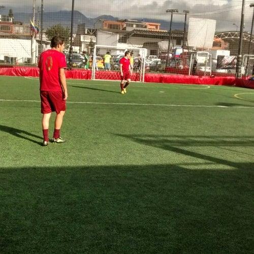 5 Site Fútbol Alquería en Bogotá