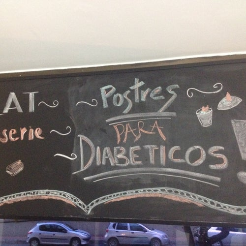 Pastelería Eclat en Bogotá