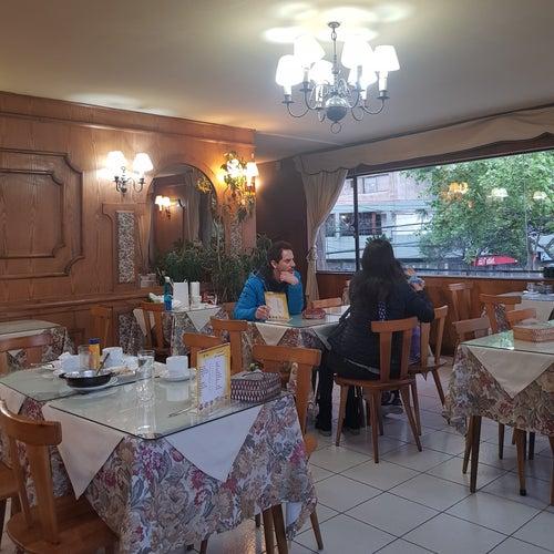 Pastelería California en Santiago