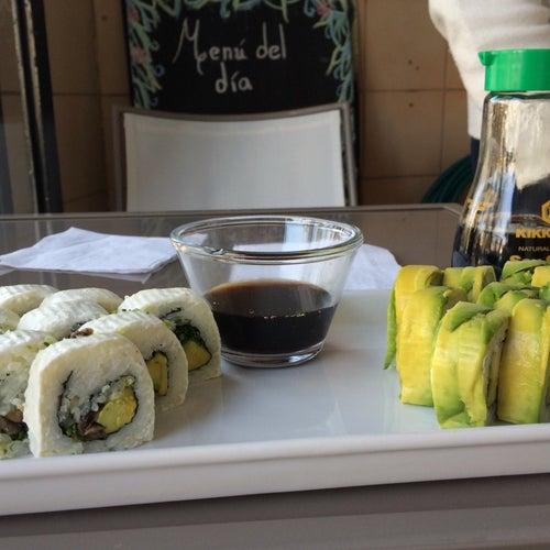 Suzaku Sushi Delivery en Santiago