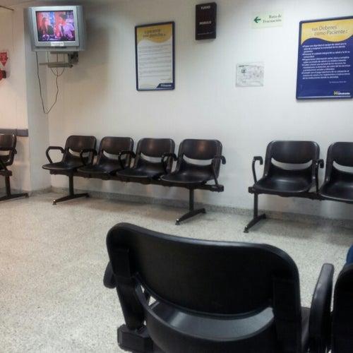 Centro Medico Colsubsidio Portal Norte en Bogotá