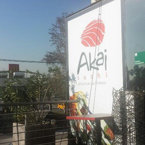 Akai Sushi - La Reina  en Santiago