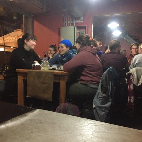 Restaurante New Horizon en Santiago