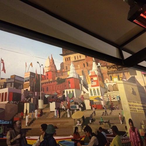 Restaurant Varanasi en Santiago