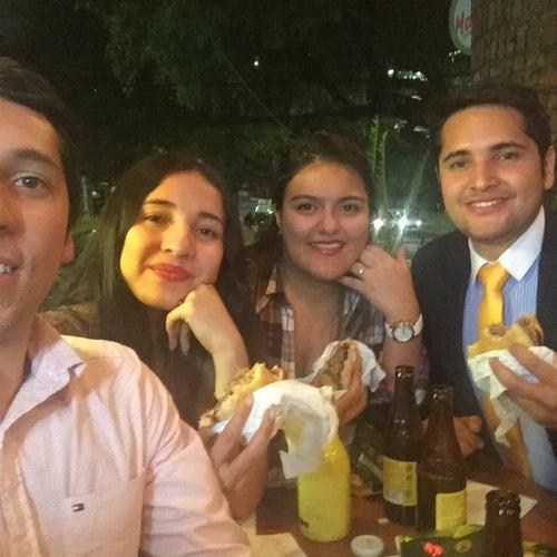 Chorilongo en Bogotá