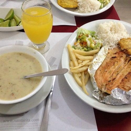 Restaurante Pescaderia Isla Marina en Bogotá
