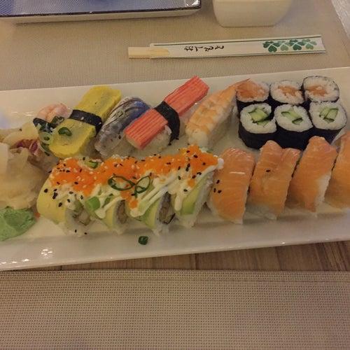 Best sushi restaurants in Budapest
