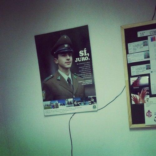 16ª Comisaría de La Reina en Santiago