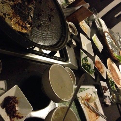 Arirang Restaurante Coreano en Bogotá