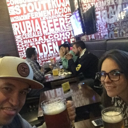 Beer Pub 140 en Bogotá