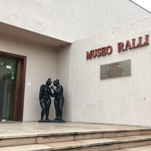 Museo Ralli en Santiago