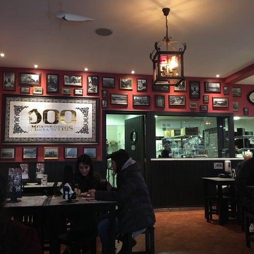 100 Montaditos - Patio Bellavista en Santiago