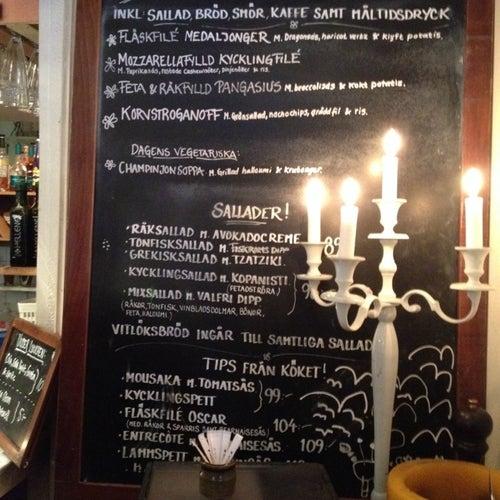 Best greek restaurants in Stockholm