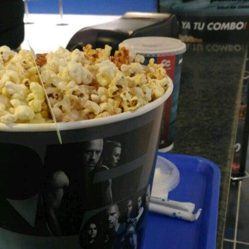 Cine Colombia Galerías  en Bogotá