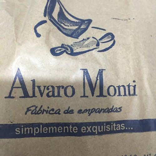 Empanadas Álvaro Monti en Santiago