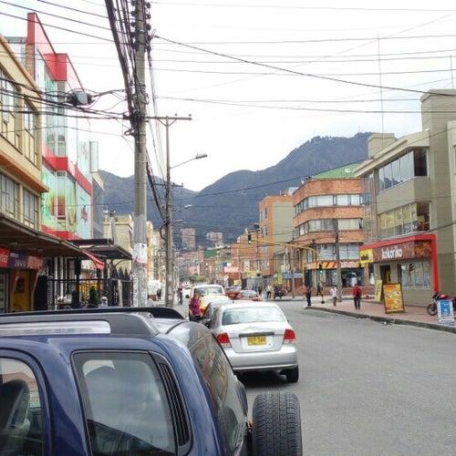 SIM Galerías en Bogotá