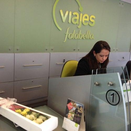 Viajes Falabella - Nueva de Lyon en Santiago