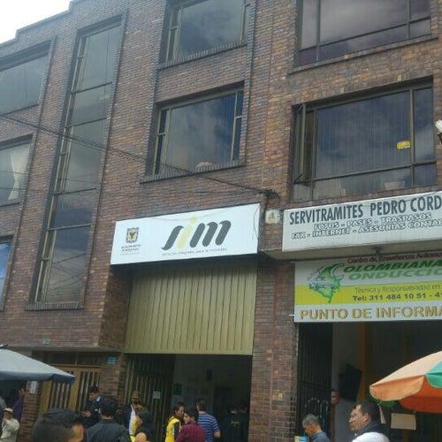 SIM Sur en Bogotá