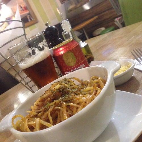 Restaurante Alioli en Bogotá