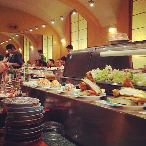 Best sushi restaurants in Rome