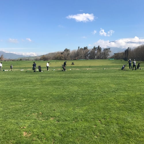 Club de Golf Mapocho en Santiago