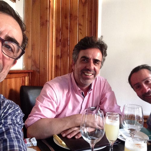 Restaurante SQ Oyster & Lobster en Santiago