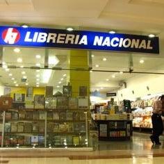 Librería Nacional Palatino en Bogotá