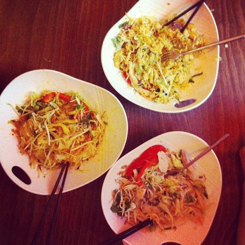 Best thai restaurants in Berlin