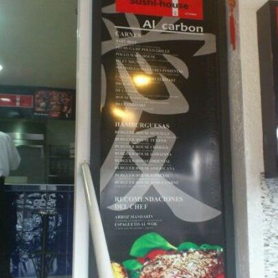 Al Carbon & Sushi-house en Bogotá