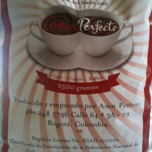 Amor Perfecto S.A Café en Bogotá