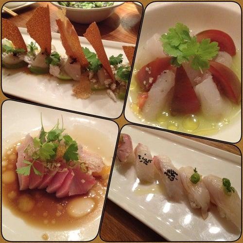 Best sushi restaurants in Austin