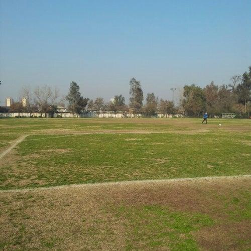 Estadio Municipal Bernardo O'Higgins en Santiago