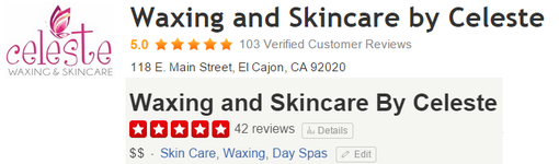 Waxing and Skincare by Celeste