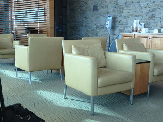 Air Canada Maple Leaf Lounge – YYT (St. John's (YYT))
