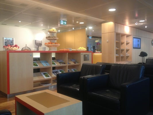 Swissport Horizon Lounge – GVA (Geneva - Cointrin (GVA))