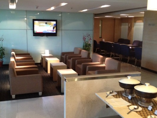 China Airlines Dynasty Lounge – BKK (Bangkok - Suvarnabhumi International (BKK))