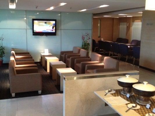 China Airlines Dynasty Lounge – BKK (Bangkok - Suvarnabhumi International (BKK))