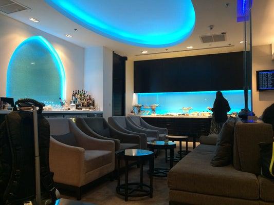 Oman Air Bangkok Lounge – BKK (Bangkok - Suvarnabhumi International (BKK))