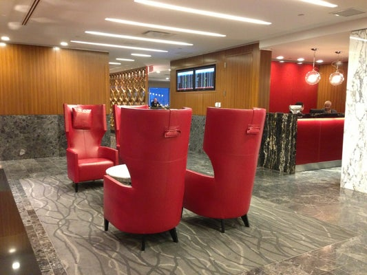American Airlines Admirals Club New York Ny La